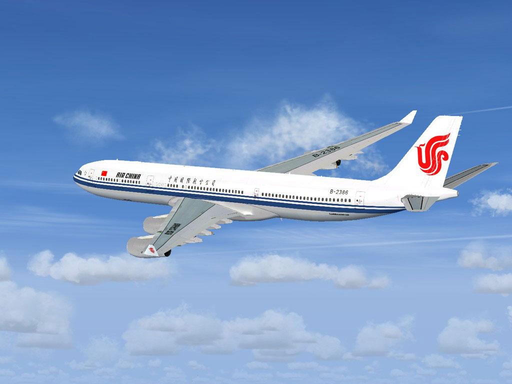 Bay đến Mỹ cùng AIR CHINA với mức giá ưu đãi KHỦNG
